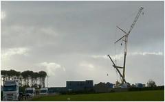 Things to come. (brian.batters (B-C-B)) Tags: newtondown windturbine wind porthcawl industry