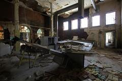 IMG_7757 (mookie427) Tags: urban explore exploration ue derelict abandoned hospital tuberculosis sanatorium upstate ny mental developmental center psychiatric home usa urbex