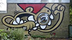 Capelle a d IJssel  KBTR (Akbar Sim) Tags: capelleaandeijssel mientlive rewriters010 holland nederland netherlands graffiti streetart akbarsim akbarsimonse kbtr
