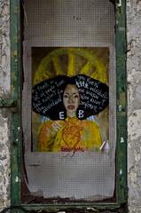 278 - Erykah Badu (kosmekosme) Tags: erykahbadu erykah badu singersongwriter songwriter singer music street art streetart urban urbanart color colorful colourful youknowtheindividualthepersonwhodoesntconform ithinkalotofpeoplehavelostrespectfortheindividual individual lisboa lissabon city portugal