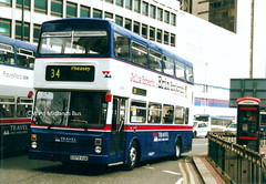 2975 (PB) E975 VUK (WMT2944) Tags: 2975 e975 vuk mcw metrobus mk2a west midlands travel