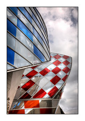 Fondation L. Vuitton (Rmi Marchand) Tags: fondation louis vuitton paris france architecture frank gehry
