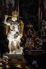 Peregrynacja Figury w. Michaa Archanioa055 (Sanktuarium w Krzeszowie) Tags: krzeszw grssau boogrobcy gargano archanio micha saint michael archangel