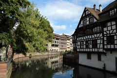 Tranquilidad (h.m1505) Tags: estrasburgo alsacia francia europa rio agua