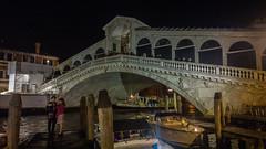 Selfie at Rialto bridge, Venice (patrickmandersson) Tags: venice rialto rialtobridge