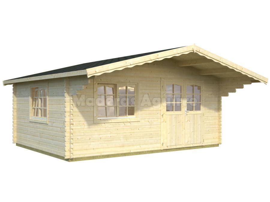 Caseta de jardin Sally 1