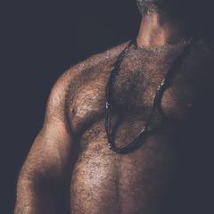 Spirit (OliverZeukePhoto) Tags: spirit chest man men hairy muscles soul free belly