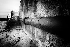 In the Pipeline (@bill_11) Tags: england places ramsgate canon powershot g7xmkii pipeline rusty seaside