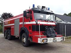 MB NG 2636 (Vehicle Tim) Tags: mercedes mb ng lkw truck fahrzeug feuerwehr fire einsatz blaulicht tlf lf
