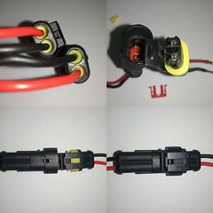 Some car owners might need instructions to finish the waterproof connector for the very first time. Here are photos that will help. Waterproof connector and crimper are all from bestbuyet2000 on http://www.ebay.com/usr/bestbuyet2000 #bestbuyet2000 #waterp (hanniballecter4) Tags: bestbuyet2000 toyota waterproof vw shopbot ebay waterproofconnector crimper flikr truck friends ebaymotors pixel honda