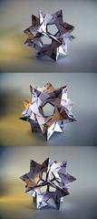 Ostara Kusudama - Maria Sinayskaya (Rui.Roda) Tags: origami papiroflexia papierfalten modular ostara kusudama maria sinayskaya