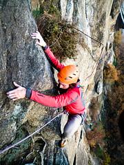 Climbing (breedingfra) Tags: climbing climb trad rock vertical arrampicata mountain montagna altitudine summit landscape