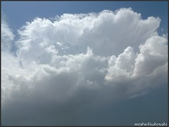- cumulonimbus (moshek70) Tags: sky weather clouds israel jerusalem   cumulonimbus     redseatrough