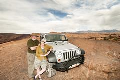 Hell's Revenge (tomkellyphoto) Tags: usa utah ut sandstone offroad 4wd moab slickrock jeeping hellsrevenge jeep4x4