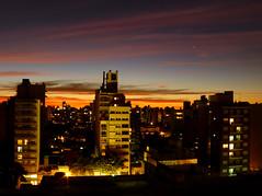 """Atardece en la ciudad (a)"" (Marcelo Savoini) Tags: city roof atardecer lumix dusk ciudad panasonic terraza zs20"