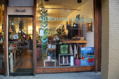 Merchant Co. (elizajanecurtis) Tags: portland maine portlandmaine shopwindow shopwindows displaywindow congressstreet themerchantcompany themerchantco