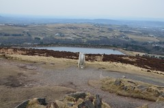 Darwen Moor Trig Point (Aureol) Tags: blackburn trig darwen trigpoint darwentower jubileetower
