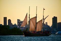 evening cruise (krys.mcmeekin) Tags: boat cruise sunset toronto outdoor nikon d750