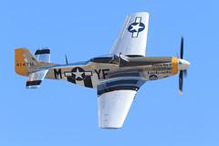 "North American P-51D Mustang ""Dakota Kid II"" (Norman Graf) Tags: dakota kid ii long island 2016planesoffameairshow 4474524 airshow aircraft airplane fighter museum mustang nl151hr northamerican p51 p51d plane texasflyinglegendsmuseum wwii warbird yfm dakotakidii longislandkid"