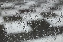 .. (lux fecit) Tags: street paris window car rain pavement raindrops checks