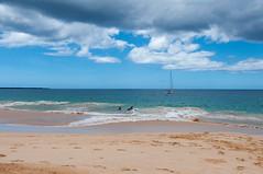 Makena State Park (kathrynjoy93) Tags: makenastatepark waves bigbeach ocean