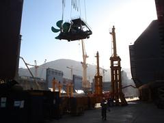 DSC00671 (stage3systems) Tags: shipbuilding dsme teekay rasgas