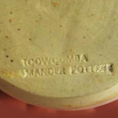 Hutchison, Tony (Australian Potters' Marks) Tags: australianpottery qld h tonyhutchinson