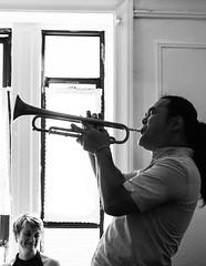 NYC - Harlem (Boris Peters Arnhem) Tags: new york usa us nyc city street black white monochrome manhattan brooklyn jersey staten island harlem