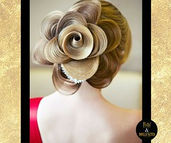 Attachment (prettydollfacedsalonaz) Tags: hairart salon hairsalon scottsdalesalon prettysalon hair updo fancyhair