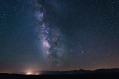 Owens Valley Night (zh3nya) Tags: milkyway galaxy stars night astro astrophotography dark sky silhouette valley mountains nikon 20mm f18 wide longexposure d750 sierranevada california