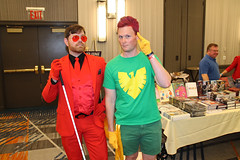 reds (istolethetv) Tags: flamecon2016 flamecon2 flamecon cosplay lgbtq lgbtqcosplay cosplayer cosplaying crossplay crossplayer crossplaying mattmurdock daredevilcosplay phoenixcosplay phoenixcrossplay