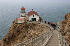 Point Reyes Lighthouse, Point Reyes National Seashore, California (davidcmc58) Tags: pointreyes california marincounty bayarea lighthouse ocean nationalseashore