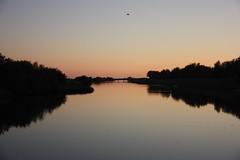 Atmosfera (elisa_turci) Tags: sunset tramonto colori colours atmosfera atmosphere love nature amazing meraviglia natura cielo sky saline specchio acqua riserva riservanaturale comacchio sun sole