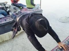 Burningman 2016 (rockgirl2670) Tags: burningman 2016 frozen oasis margic carpet art car joe builder