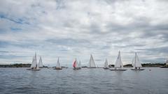 P1010575 (Terje G) Tags: trebåt woodboat båt boat risør norge norway sea sjø holidays ferie ship lumix gx8 m43 lumix14140mm panasonic sail seil sailboat seilbåt mast sailing seiling