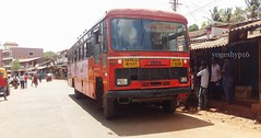 Rajapur - sangli via pachal (yogeshyp) Tags: rajapur msrtc sangli pachal pachalbusstand st