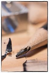 Broken pencil. (sdupimages) Tags: crayon pencil ppep macro macromondays