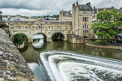 Pulteney Bridge-1 (L-Imaging) Tags: bath uk bathcity england europe vacation travel streets amazing architecture history buildings romans