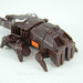 Transformers Chop Shop - Transformers Generations Takara - modo alterno