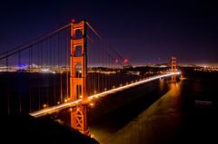 Golden Gate Bridge (adcristal) Tags: sanfrancisco sanfran sf goldengate goldengatebridge bridge strait bay marin county nikond7000 tamron1750mmf28 california suspension batteryspencer goldengatenationalrecreationarea
