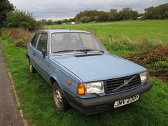 IMG_0493 1982 Volvo 343 DL (robsue888) Tags: merseyside volvo343dl