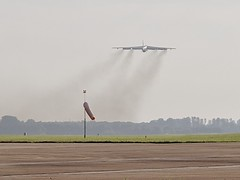 Boeing B-52H Stratofortress away to Ostrava (Nigel Musgrove-1.5 million views-thank you!) Tags: raf fairford ample strike 2016 czech republic boeing b52h stratofortress 600038 93rd bs 307th bw afrc usaf barksdale afb louisiana usa