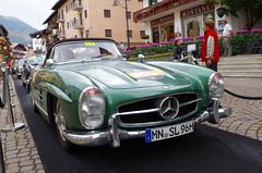 Mercedes Benz 300 SL (osti_andrea) Tags: coppa doro delle dolomiti cortina dampezzo aci asi storico auto car gara race classic history historical
