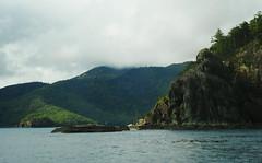 Leaving Maureens Cove (Vickyeastwood) Tags: queensland qld whitsundays whitsundayscoast nikon coastline sea ocean sailing catamaran bareboat bareboating charterboat charteryacht nikonp900 p900 nikoncoolpix