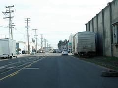 Carroll Ave San Francisco 11/6/06 PB060179 (jsmatlak) Tags: san francisco california muni rail train freight track branch industry carroll