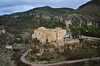 Panorama of the Huecar gorge and Cuenca old town, in Spain (marozn) Tags: spain cuenca outdoor tree medieval green daylight rocks travel view precipice landmark casascolgantes convent bright worldheritage valley old vegetation balcony stonework religious historic casascolgadas famous high architecture spanish city rural scenic tourism hanginghouses cliff ancient bridge nature gothic europe landscape facade