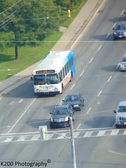 York Region Transit D40LF (K200YVR) Tags: newflyer d40lf yrt yorkregion toronto