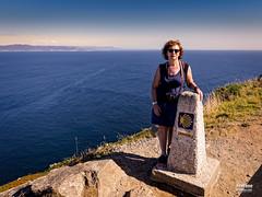 Cabo de Fisterra, Galicia, España (EcoFoco juanma.coria) Tags: cabodefisterra caminosantiago cielos costadamorte españa fisterra galicia km0 loli mar naturaleza oceanoatlántico paisaje riasbaixas verano viajes finisterre es