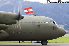 BT-CC / Austrian Air Force / C-130J Hercules (Peter Reoch Photography) Tags: austrian air force airshow airpower airpower16 zeltweg base show aviation display flying austria red bull event c130k hercules
