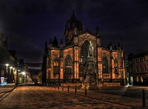 St Giles..